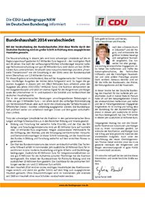 CDU-Landesgruppe NRW informiert 1214 Pantel MdB_Seite_1