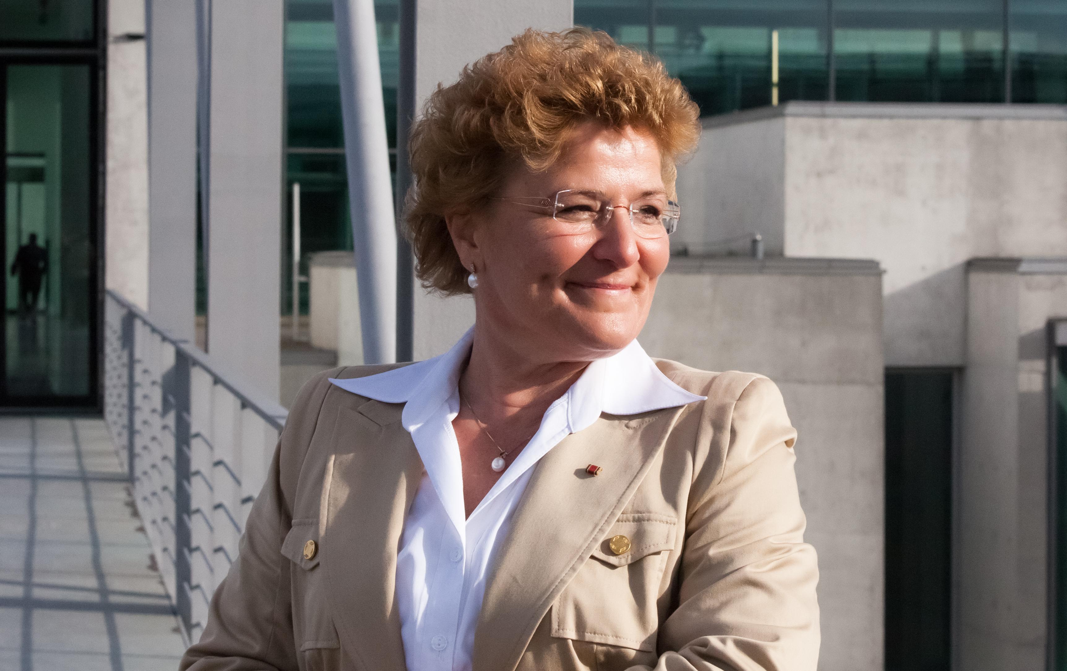 Sylvia Pantel, MdB